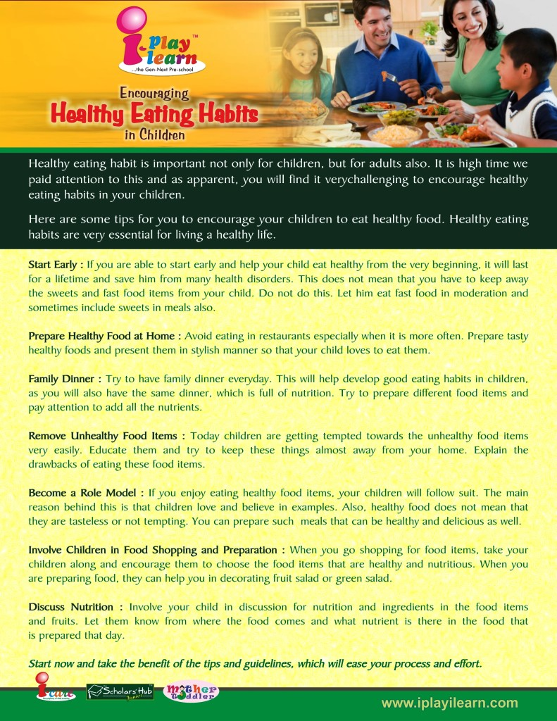 Parenting Tips_Healthy Eating Habits_1