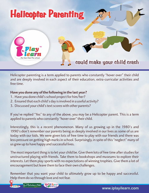Parenting Tips_Helicopter Parenting