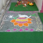 pongal pooja in school