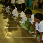 sports day in montessory school