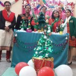 xmas celebration in school
