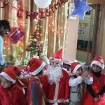 xmas celebration by children