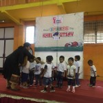 khel utsav in international school