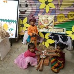 kisan day by kids