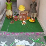 pongal celebration in school