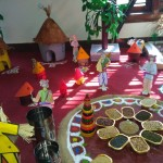 makar sankrant by children